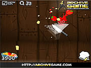 play Fruit Ninja - Kitchen Wa…