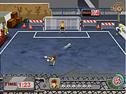 play Goal Street