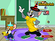 play Tom and Jerry Dress Up
